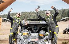 El Forestal Motorsports tindrà dos cotxes al Dakar