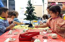 El nadal arriba a les escoles