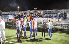 El partit contra el Leganés no entrarà amb l'abonament