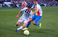 L'FC Andorra perd a Castelló per 3 a 1 i cau al cinquè lloc de la taula