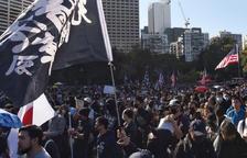 La marxa pel Dia dels Drets Humans aplega més de 800.000 manifestants