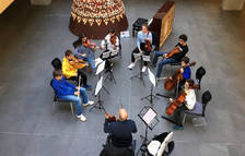 Vint-i-sis joves músics actuaran en el concert de Nadal de la Jonca, diumenge
