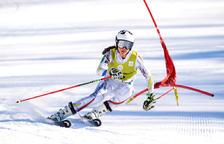 Cande Moreno acaba en 12è lloc al supergegant de Saint-Moritz