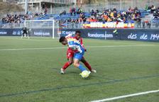 L'FC Andorra rebrà el filial del València dissabte al migdia
