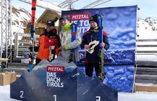 Roger Puig guanya a Pitztal un supergegant de categoria WPAS