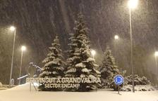 La nevada deixa gruixos de fins a 70 centímetres a pistes