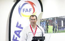 David Rodrigo, escollit nou secretari general de la FAF