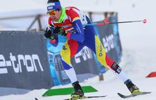 Irineu Esteve finalitza a tocar dels punts a Davos
