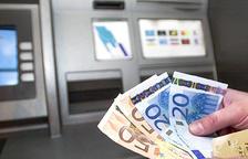 La xarxa de caixers s'unifica en la marca Andorran Banking