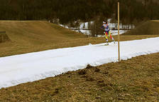 23a posició de Carola Vila als 10 km clàssics de Copa d'Europa a Saint Ulrich