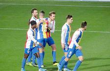 L'Andorra tanca l'any en llocs de play-off (1-1)
