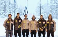 Balanç agredolç de l'estada de l'equip masculí al Canadà