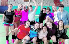 La selecció femenina torna després de quasi 30 anys