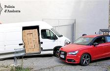 Tres anys de presó i 50.000 euros de multa per ajudar contrabandistes