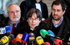 Puigdemont demana al Suprem que anul·li l'euroordre en contra seva