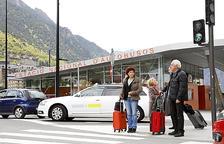 Augmenten un 1,5% les tarifes del servei de taxi de cara a l'any vinent