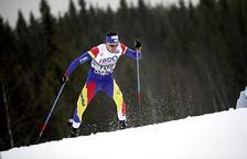 Irineu Esteve arrenca un nou Tour de Ski a Suïssa
