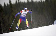 Irineu Esteve enceta el Tour de Ski amb una gran remuntada