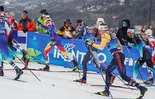 Irineu Esteve assoleix el 16è lloc a Val di Fiemme