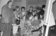 Els infants van gaudir de moltes activitats i van aprendre amb els tallers.