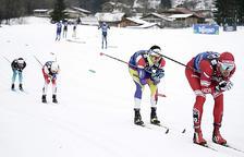 Irineu Esteve és 29è de la general a falta d'una cursa