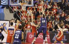 El MoraBanc Andorra cau a Manresa i haurà d'esperar per ser a la Copa del Rei