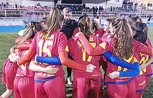 L'Enfaf segueix intractable i goleja el Sitges a la Borda Mateu amb dos gols de Míriam Tizón