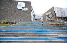 La minoria es queixa de no poder formar part de l'administració del Palau de Gel