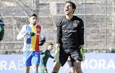 L'Espanyol B trenca l'encanteri d'Encamp (0-3)