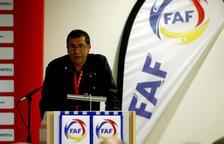 La FAF confirma David Rodrigo com a secretari general