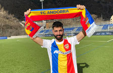 L'FC Andorra valora incorporar un lateral per tancar la plantilla