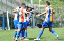 L'FCAndorra vol guanyar per tornar a la zona de play-off