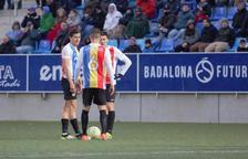 L'FC Andorra s'endú un punt de Badalona (0-0)