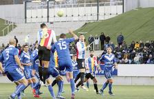 L'FC Andorra salva un punt a Badalona (0-0)