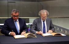 L'acord amb Endesa garanteix l'estabilitat del preu de la llum