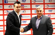 Koldo Álvarez de Eulate amplia el seu compromís amb la FAFper dos anys