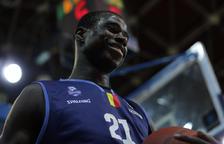 El MoraBanc espera poder recuperar Diagne per a la Copa