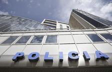 Dos detinguts per un furt amb força en un pis d'Escaldes