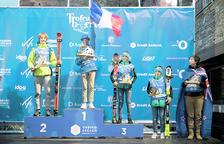 Andorra es penja tres metalls a l'estrena del Trofeu Borrufa