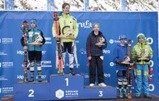 Andorra suma set medalles més al Borrufa