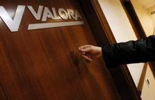 El TC admet un recurs d'empara d'un afectat de Valora