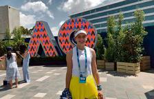 Gran remuntada de Vicky Jiménez per classificar-se pels quarts a Austràlia