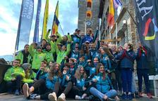 Andorra tanca el Borrufa amb 15 medalles