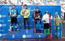 Andorra s'adjudica set medalles més al Borrufa