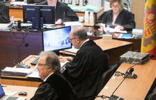 El cap de blanqueig i Alberca, acusats d'amenaçar Pallardó