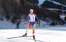 Carola Vila acaba en quart lloc a la Copa de França