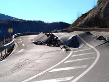 Reoberta la carretera d'accés a Sant Joan Fumat
