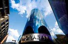 MoraBanc incrementa en un 4,5% el benefici, que se situa en 25,1 milions