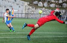 L'FC Andorra ensopega davant el cuer (1-2)