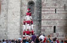 Els castellers volen un local propi per assajar